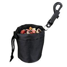 SW Mini Snack Bag Food Treat Storage Holder Training Pet Dog Cat Bird Puppy ** Visit the image link more details.