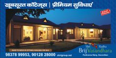 #SHRI Group 2bhk_luxury_cottages_ready_to_move_available_for_sale_SHRI_Radha_Brij_Vasundhara_main_parikrama_Marg_Shri_Goverdhan