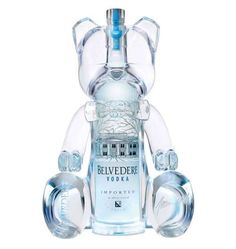 Belver Bears is a Limited-Edition Release from Belvedere Vodka