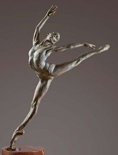"Richard MacDonald, ""Sissone"", Atelier.-- Reminds me of the beautiful statues we saw in Laguna Beach!"