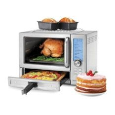 Deni Countertop Convection Oven : Wolfgang Puck Toaster Oven Broiler with Convection plus Rotisserie and ...