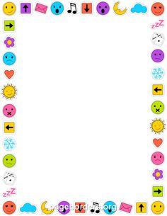 Emoji Border