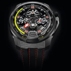 Introducing the HYT Aviator, a bold vision of a pilot watch - Monochrome-Watches Amazing Watches, Cool Watches, Watches For Men, Men's Watches, Unusual Watches, Dream Watches, Elegant Watches, Stylish Watches, Fine Watches