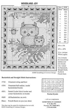 Thrilling Designing Your Own Cross Stitch Embroidery Patterns Ideas. Exhilarating Designing Your Own Cross Stitch Embroidery Patterns Ideas. Cross Stitch Owl, Cross Stitch Cards, Cross Stitch Animals, Cross Stitch Designs, Cross Stitching, Cross Stitch Embroidery, Cross Stitch Patterns, Cross Stitch Christmas Ornaments, Christmas Cross