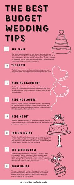 Planning a wedding on a budget means you really need to get your financial priorities set early on. This fabulous wedding budget checklist and top wedding budget advice is all you need to start planning your budget wedding. #weddingbudget #budgetwedding Wedding Budget List, Wedding Planning On A Budget, Wedding Costs, Wedding Advice, Free Wedding, Wedding Planner, Wedding Stuff, Diy Wedding Stationery, Wedding Trends