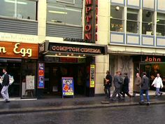 Compton Cinema Club circa late 1960s