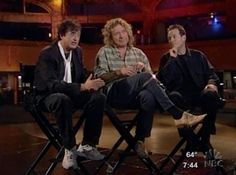 Led Zeppelin interview Today Show 2003 (Jimmy Page, Robert Plant, John Paul Jones *...A rare interview with remaining trio of Led Zeppelin promoting the Led Zeppelin DVD. Today Show aired on May 29th, 2003