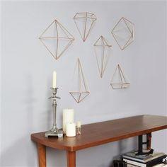 Umbra Prisma Wanddecoratie set