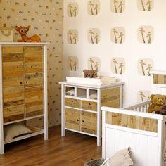 Cute Babyzimmer komplett Alpinwei mit Brombeer Buy now at https moebel wohnbar de babyzimmer komplett alpinweiss mit brombeer html Pinterest