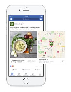 The show must go on: #Facebook Links Actual Store Visits to Marketers' Ads and Sales!