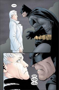 Planetary Batman