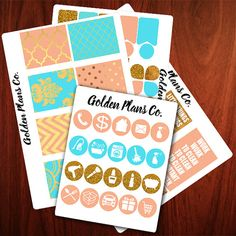 Mason Inspiration| Erin Condren Life Planner Vertical Weekly Kit Stickers Matte Or Glossy Functional Stickers