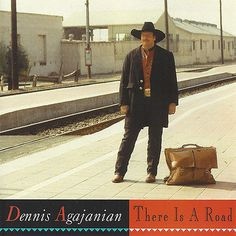 Dennis Agajanian There Is A Road CD 1993 Asaph Records