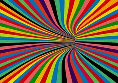 "V (by Tony Digital Art) "" Illusion Kunst, Illusion Art, Op Art Lessons, Art Fractal, Middle School Art Projects, Art Optical, Optical Illusions, Art Design, Art Plastique"