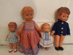 Gumotex Antique Dolls, Retro, Antiques, Antiquities, Antique, Retro Illustration, Old Stuff