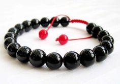 Cheap Nueva llegada de moda aguja de piedra joyería de la salud moldeado negro…