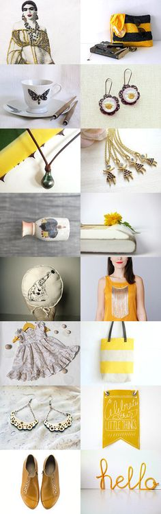 A ray of sun by paola from atelierpompadour on Etsy--Pinned with TreasuryPin.com
