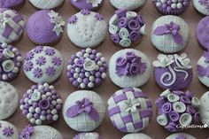 Cupcations✿: Tahani's Farewell Party Cupcakes
