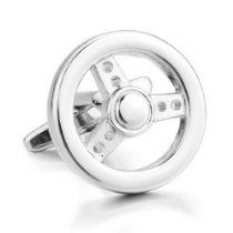 Car Steering Wheel Silver Cufflinks http://astore.amazon.com/ahoy-20/detail/B00DEXO8BC