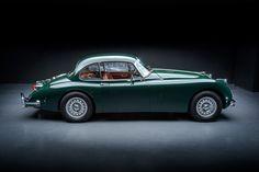 1960 Jaguar XK 150 FHC
