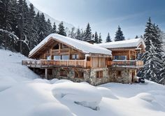 Luxury Chalet Amazon Creek, Chamonix, France, Luxury Ski Chalets, Ultimate Luxury Chalets