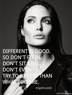 12 Quotes That Prove Angelina Jolie Should RULE The World 12 inspirierende Zitate, die beweisen, dass Angelina Jolie GENIUS ist Great Quotes, Quotes To Live By, Me Quotes, Motivational Quotes, Inspirational Quotes, Beauty Quotes, Let It Be Quotes, Super Quotes, Angelina Jolie Quotes