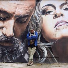 Tasso german street art and graffiti artist