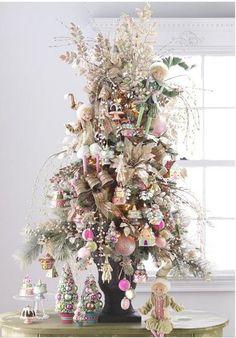 RAZ 2013 French Candy Christmas Tree