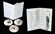 """My Package design for the Audio book """"Dubliners""""   ODU: GD4 Student Work 