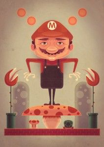personagens-cultura-pop-ilustrados-por-james-gilleard (1)