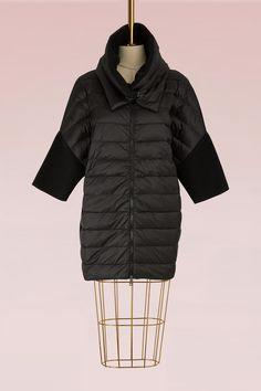 MONCLER Wool and duvet down jacket. #moncler #cloth #