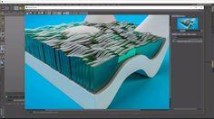Glass Waves (Cinema 4D Tutorial) in Best of C4D Tutorials. on Vimeo
