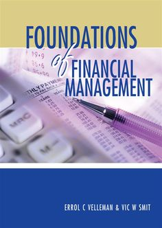 Foundations of Financial Management Bookkeeping And Accounting, Financial Statement, Finance, Foundation, Environment, Management, Public, Type, Business