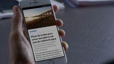 Facebook lança Instant Articles no Brasil - Link Estadão – Notícias de Tecnologia