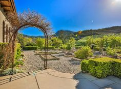 A sweet little garden with panoramic mountain views is the cherry on top of this beautiful property.