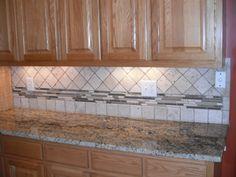 Backsplashes For Granite Countertops Tile Backsplash Granite Countertops Charlotte Nc