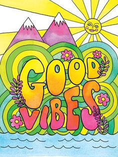 ☯☮ॐ Hippie Quotes ~ Good Vibes Hippie Painting, Trippy Painting, Hippie Drawing, Easy Canvas Painting, Graffiti Kunst, Tableau Pop Art, Art Et Design, Hippie Quotes, Psychedelic Art