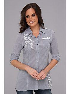 Stetson 9041 Gingham Check Shirt