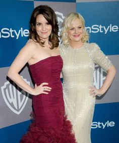 Yay! Tina Fey and Amy Poehler to host Golden Globes 2013