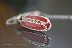 Uplotki stycznia czyli bauagan hula w wire wrapping!