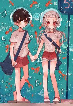 Otaku Anime, Anime Art, Kawaii Anime, Anime Chibi, Hanako San, Diabolik, Starco Comic, Anime Love, Cute Anime Couples