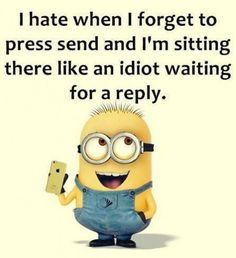 New Funny Minion Pictures And Quotes 044
