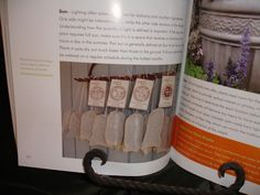 Authentic Haven Brand on page 86 of the beautiful book Garden Up! Smart Vertical Gardening for Small and Large Spaces by Susan Morrison and Rebecca Sweet