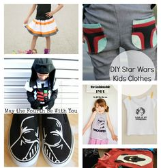 May the fourth is coming up soon. If you are or know a Star Wars fan, they are going to want all of these DIY Star Wars Sewing Projects!
