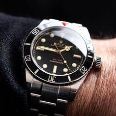 Lifestyle of Mr.X — Rolex Submariner modified by Tempus Machina Rolex Vintage, Vintage Watches, Luxury Watches, Rolex Watches, Cool Watches, Watches For Men, Buy Rolex, Rolex Tudor, Watch Companies