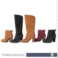 Las botas y botines, las amamos porque nunca pasarán de moda