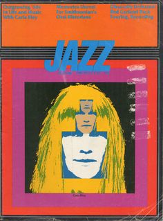 Freaky Fauna's Tumblr - Jazz Magazine (1977). Cover graphics by Bob...