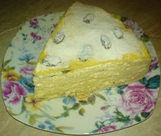 Tort din clatite cu branza de vaci si stafide Dairy, Cheese, Recipes, Food, Sweets, Recipies, Essen, Meals, Ripped Recipes