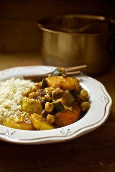 Cuscús de cordero, receta tradicional por Pepekitchen, para el blog 'A tu Gusto' de superSol. La mejor gastronomía :)