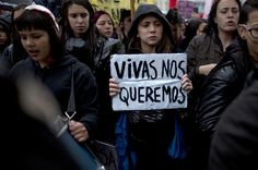 Gender Based Violence Argentinian women went on strike and took to the streets after a 16-year-old was raped and killed, part of a rise of violence against women in the region.
